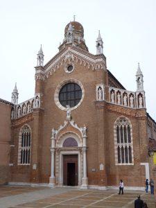 Abb. 8 Humiliatenkirche Madonna dell'Orto, Venedig
